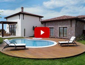 Toskana Orizzonte tek katlı villa konseptinin adı oldu