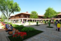 TOKİ Van Erciş'e ticari cazibe merkezi kuruyor
