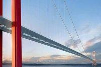Türkiye, dünyada ilk 10'a 3 köprü sokacak
