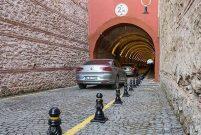 Beylerbeyi Sarayı Tüneli restoreye giriyor