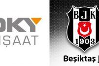 Beşiktaş DKY On'dan 11 daire satın aldı