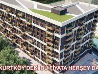 Erguvan Premium Residence'ta peşinat sadece yüzde 5