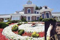 Michael Jackson'ın evi 67 milyon TL'ye tekrar satışta