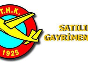 Türk Hava Kurumu Samsun İlkadım'da bina satıyor