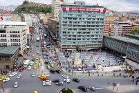 Ankara Ulus'a 2 yeraltı tüneli yapılacak