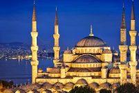 İstanbul'da 40 mimari eser aydınlatılıyor