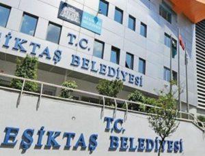 Beşiktaş Belediyesi'ne 2,2 milyon TL'lik haciz şoku