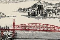 Çanakkale Köprüsü ilk kez 138 yıl önce gündeme gelmiş