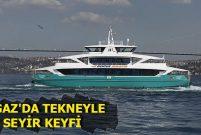 Beşiktaş-Üsküdar arası yolculuk 3,5 dakikaya inecek