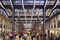 Emaar Square Mall açılış için gün sayıyor