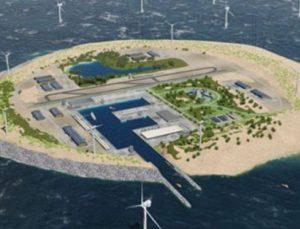 AB ülkeleri Dogger Bank'a enerji adası kuracak