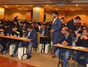 Gnyapı 6. Usta Konferansı'nı 300 ustabaşıyla yaptı