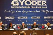 Aziz Torun, GYODER'in son 4 yılını özetledi