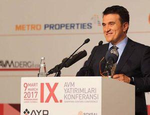 AYD: Yabancı sermayenin yüzde 10'u AVM'ye geliyor