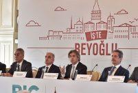 Beyoğlu'nda 3 yılda 10 milyar dolarlık yatırım yapılacak