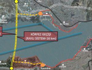 İzmir Körfez Geçişi projesinin detayları netleşti