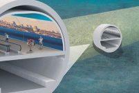 Kabataş-Üsküdar Yaya Tüneli'nin inşaatı nisanda başlıyor