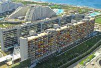 Kervansaray'ın iki oteli birden icradan satılacak