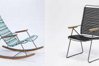L'unica'dan kişiselleştirilebilen Houe Click sandalye