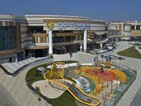 İzmir Optimum 105 milyon euro'luk yatırımla artık regular AVM