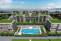 Bursa Park Natura'da 274 bin TL'ye 2+1 daire