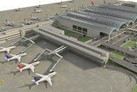 Sabiha Gökçen Havalimanı'nın terminal binası büyütülüyor