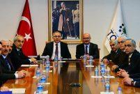 TOKİ ve ATO Ankara'da tekstilciler sitesi kuracak