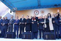 TOKİ Samsun'a 1 milyar 274 milyon TL'lik yatırım yaptı