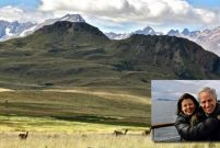 North Face'den Şili'ye 1 milyon dönüm miras kaldı
