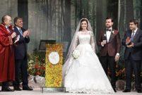 Aziz Torun, kızı Zeynep'i evlendirdi