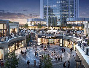 Emaar Square Mall kapılarını açıyor