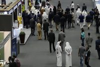 Expo Turkey by Qatar'da son gün bereketi