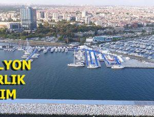 Ataköy Marina Mega Yat Limanı kapılarını açıyor