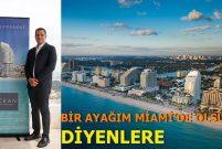 Heafey Group, Ocean Conrad Resort için İstanbul'daydı