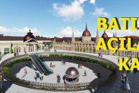 Kıyı İstanbul'la Büyükçekmece'ye 500 milyon Euro'luk yatırım