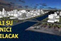 Kanal İstanbul'a Marmaray modeli
