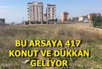 Murat Özer Çayırova'ya 372 konut ve 45 işyeri yapıyor