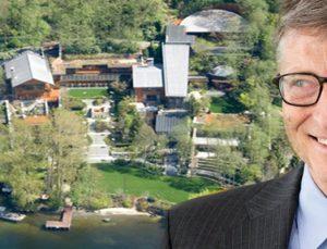 Bill Gates'in dillere destan evi