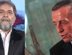 Ali Ağaoğlu durduk yerde gazeteci Ahmet Hakan'a atarlandı
