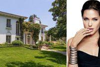 Angelina Jolie yeni malikaneye 25 milyon dolar ayırdı
