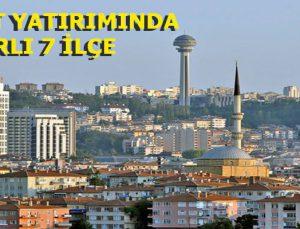 Ankara'nın en çok prim yapan ilçesi Çankaya