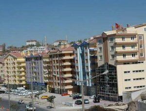 Ankara Altındağ'da 3 mahallede 5 arsa satılacak