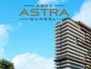 Asoy Astra Güneşli için ön talep toplanıyor!