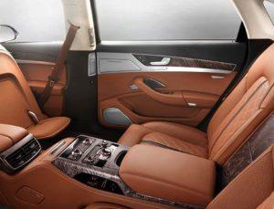 Audi konforlu seyahatler için tasarımlar yapıyor