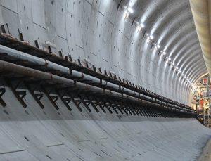Avrasya Tüneli inşasında BASF tercih edildi
