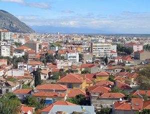 Söke'de 4,7 milyon liraya ticaret ve konut inşaatı işi