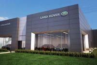 Borusan Oto, KKTC'ye Jaguar Land Rover showroomu inşa ediyor