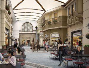 Emaar Square Mall'un hedefleri anlatılıyor