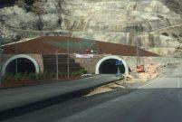 Erkenek Tüneli hizmete giriyor