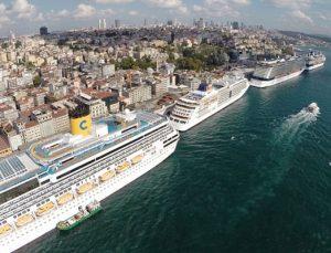 Galataport'un inşaatı İBB tarafından durduruldu